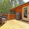 Cabin with Patio